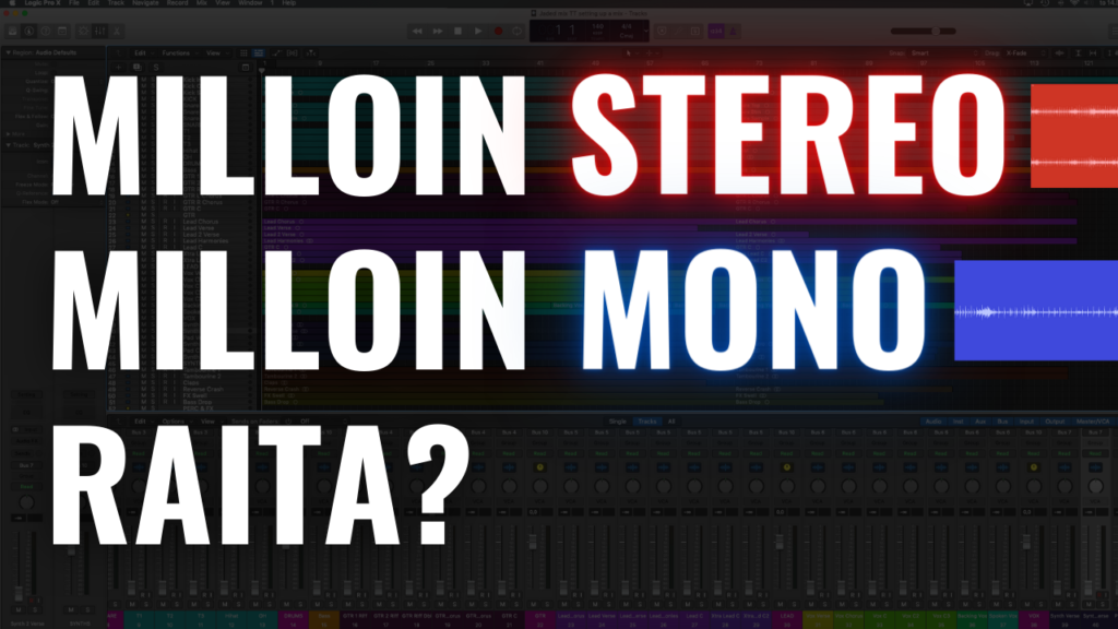 milloin mono milloin stereo